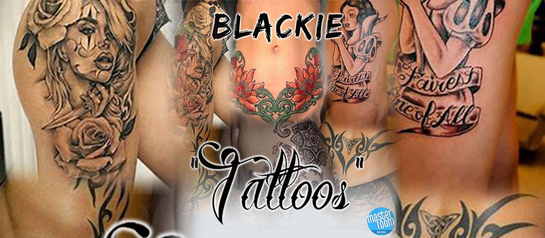 Blackie - Tattoos