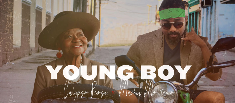 Calypso Rose x Machel Montano - Young Boy
