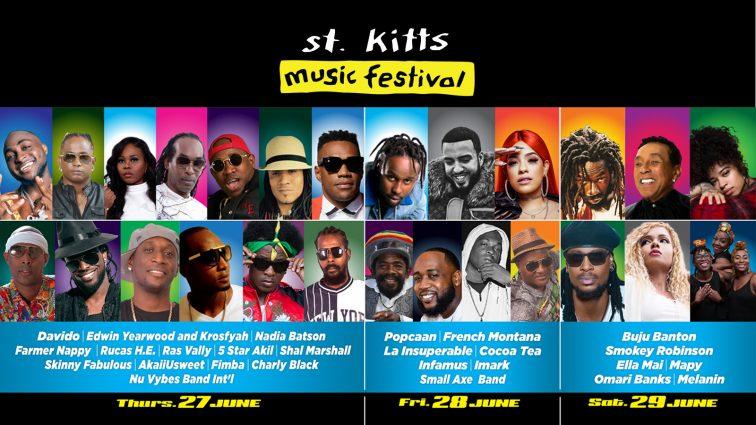 St. Kitts Music Festival BG