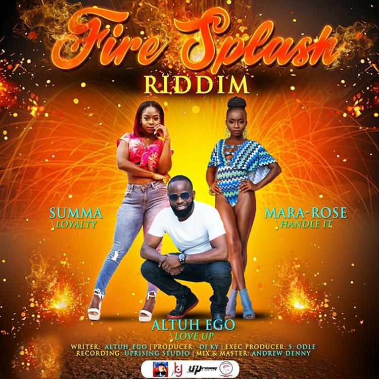 Fire Splash Riddim