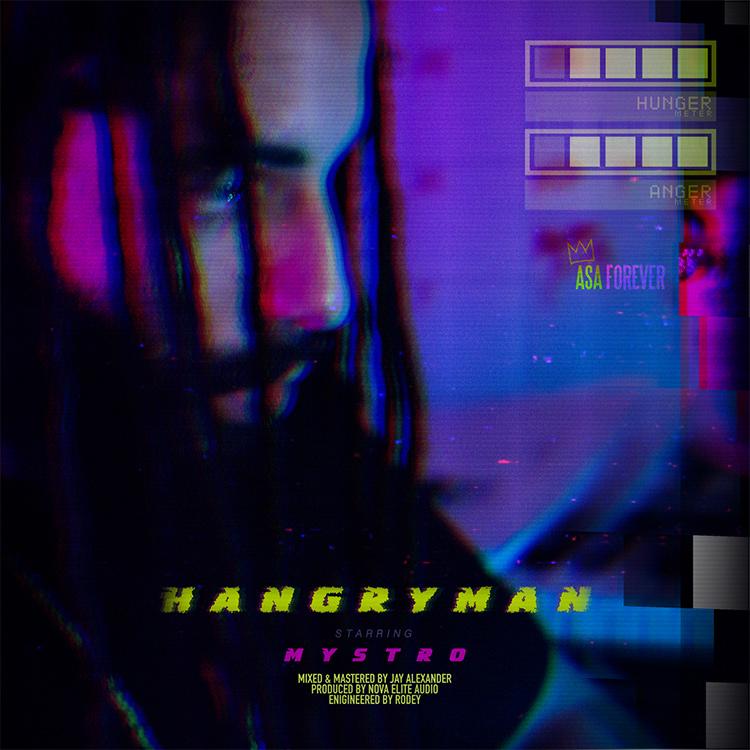 Mystro - HangryMan