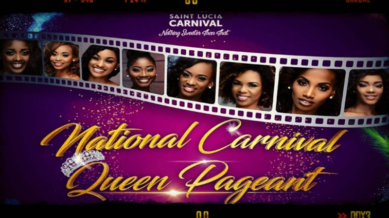 Saint Lucia National Carnival Queen Pageant