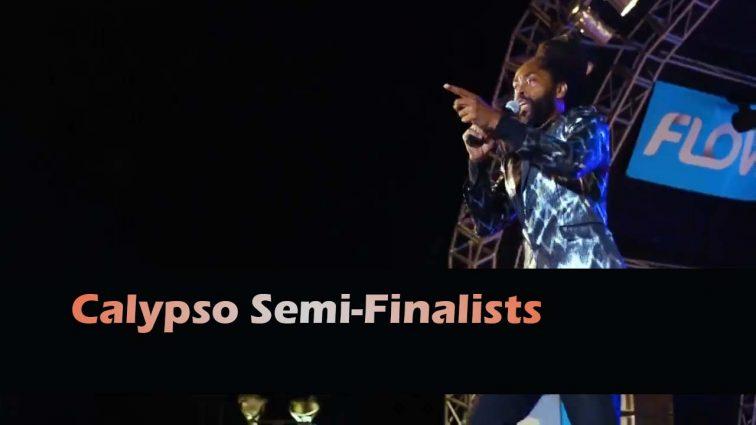Saint Lucia Calypso Semi-Finalists   Fire Online Radio