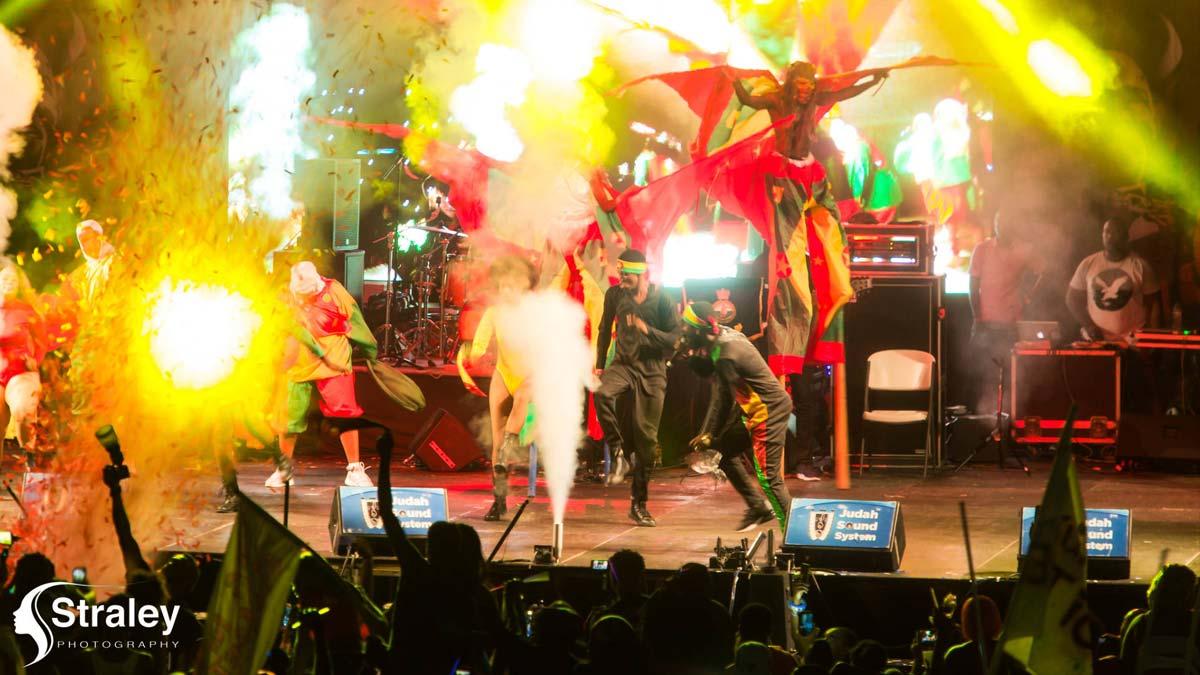 Grenada 2019 Soca Monarch Finalists
