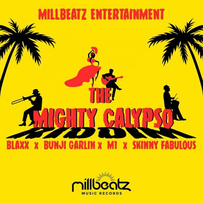 Mighty Calypso Riddim produced by Millbeatz Entertainment