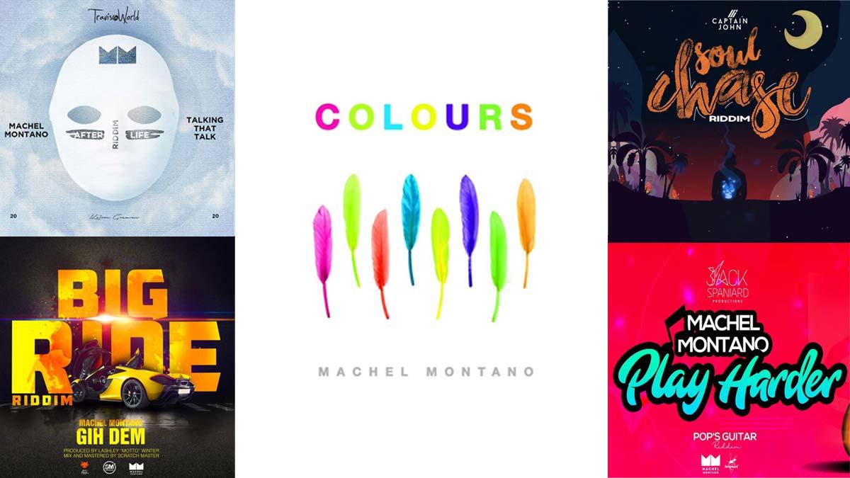 Machel Montano 2020 Soca - Fire Online Radio