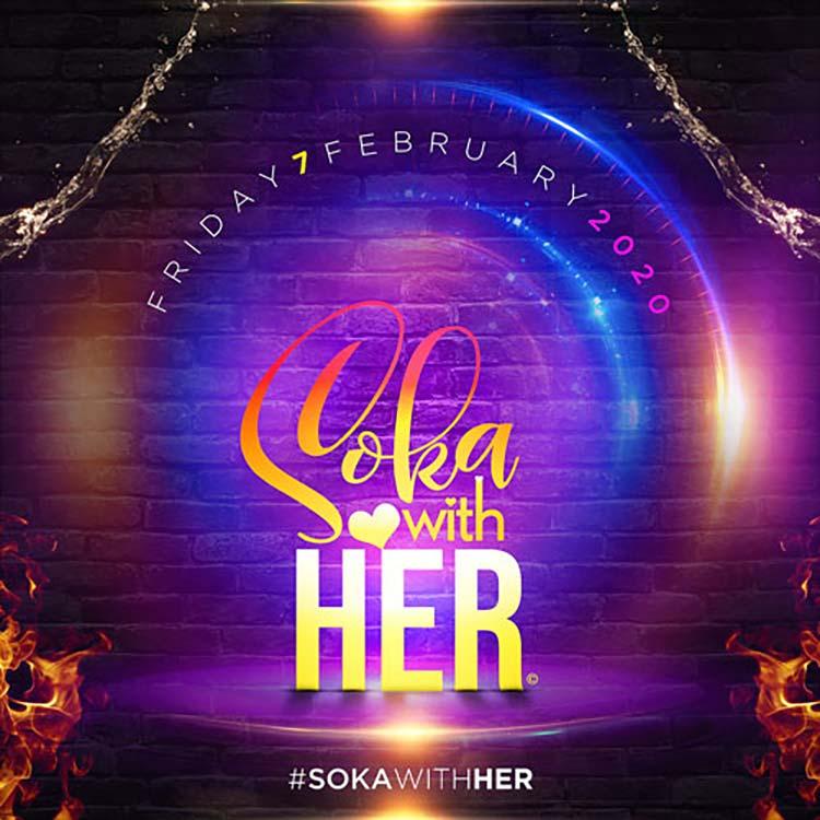 Soka With Her
