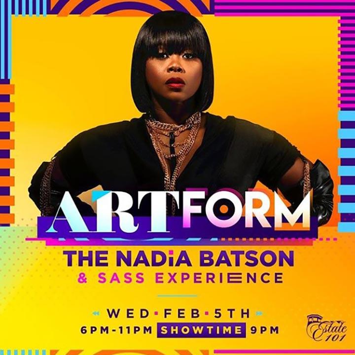 ARTFORM - Nadia Batson - Fire Online Radio