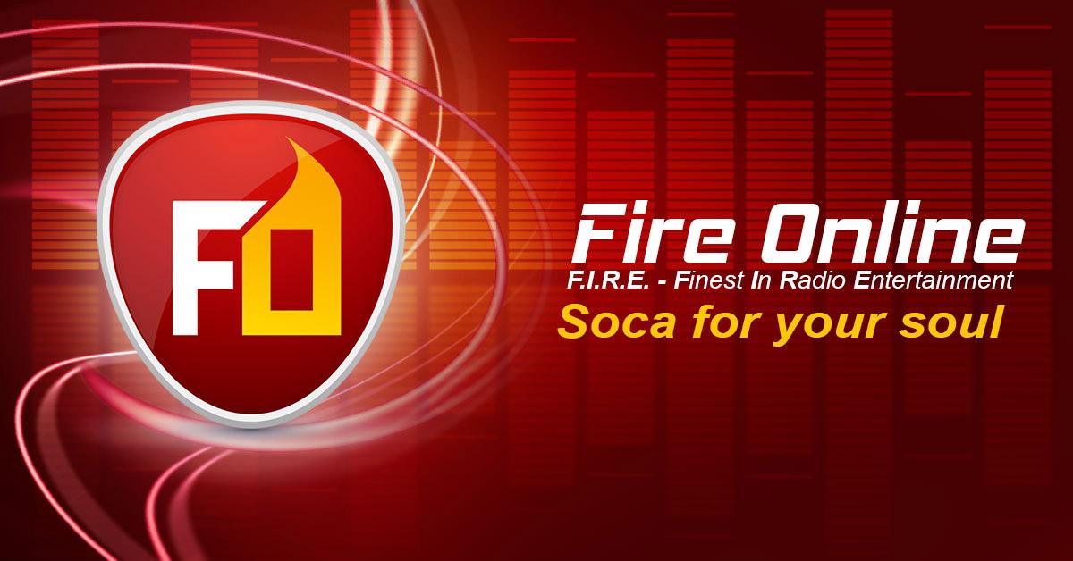 Fire Online Radio Social Media